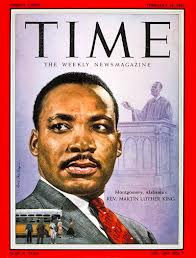 MLK Time Cover