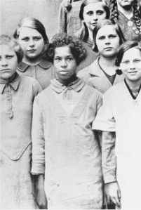 Black Girl in Nazi Germany