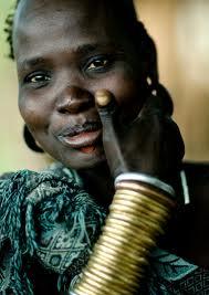 Ethiopia - Bodi Woman