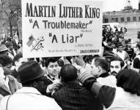 MLK Trouble