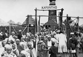 Concentration Camp in Kenya