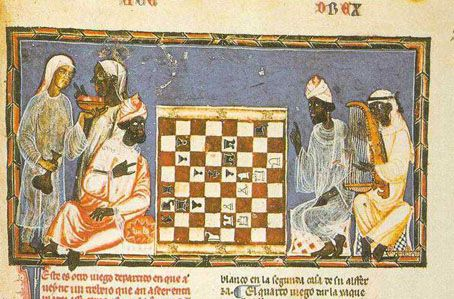 Moors-Playing-Chess-Book-of-Games-1283-AD