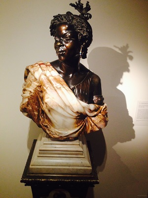 Woman - Bronze Sculpture