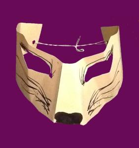 面具 (miànjù) Mask